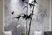 Cool Modern Wall Decals / Wall Vinyl Decals from Etsy