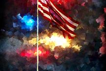 Patriotic Holidays / Memorial Day, Fourth of July / by Judy Koffler