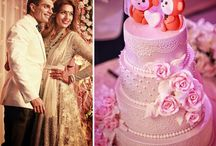 Wedding Cakes / Give your Wedding day a sweet start with these delectable and decorative treats from some of WeddingSutra's favorites