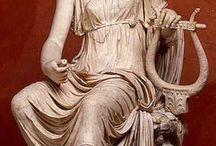 Sculpture greek / Roman copies or greek