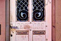 Doors, Gates, Windows, Keys, Locks.....