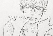 sketch / drawing
