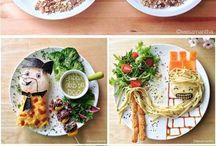 Asian Food / Yummy...