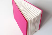 handmade wedding guests books