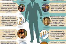INFOGRAFIAS / Tablero para subir imagenes de infografias sobre emprendimiento