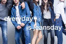 DENIM FIT GUIDE FW17 / EVERYDAY IS JEANSDAY