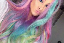 Hair Ariana grande