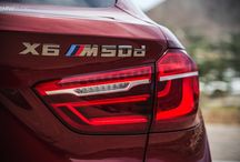 BMW X6 M50D / BMW X6 M50D