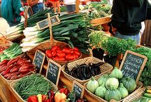 Farmer's Markets, Farm Stands and Farm Tours