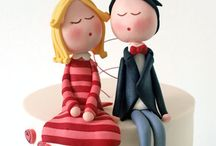 tortas de amor