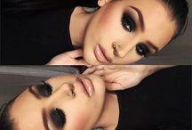 Make up... :)