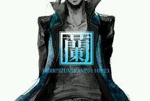 Ran Izumii - Durarara!!