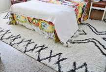 Our rugs, your style / Some of our fave bloggers, pinners and other fans show us how they style Momeni rugs.