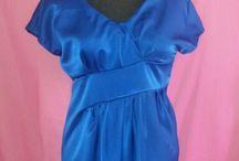 Dress Me Up - Realizzati da me. / Gli abiti realizzati da me, dall'idea, al caramodello al capo finito.