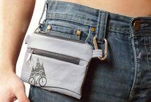 waist wallet magväskor