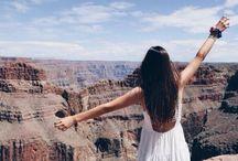 travel the world...➳ / explore new horizons...