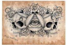 Art- drawings/illustrations