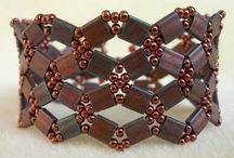 Tila Beads - Jewelry Designs