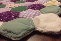 My quilting and patchwork makes / Quilting and patchwork projects I have completed