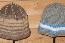 Yarn Patterns / Here we have different patterns and products made by our very own NFP members!