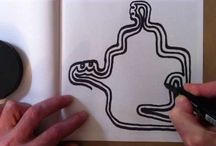 Mano a Mano / 'Mano a Mano' è una serie di veloci documentari sul mestiere di illustratore, con un focus speciale sulle tecniche. Il progetto è a cura di Anna Castagnoli e Anna Martinucci; www.lefiguredeilibri.com