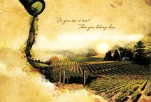 vine label inspiration