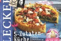 Essen, Trinken & Magazine
