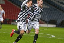 Queen's Park v Berwick Rangers 21 Feb 15 / Pictures from the SPFL League Two game between Queen's Park and Berwick Rangers.  Game played at Hampden Park on Saturday 21st February 2015.