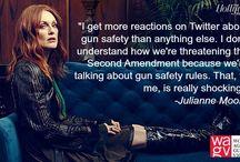 Celebrities Speak Out About Gun Violence