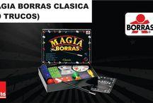 BORRAS / Del Juego de Magia a Magia Borras. 75 años creando ilusiones, fantasía y entretenimiento para todos los públicos.