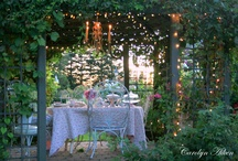 Garden and Yard / by Jessica Waldschmidt Kredit