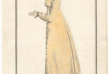 Fashion plates: 1813 / Fashion plates from 1813.