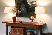 Home - Indoors / Rustic/Surf look