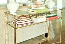 Console tables/ Chests/ Credenzas