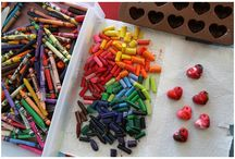 Creative Salad Crafty Projects / Crafty, kid-friendly projects from my website, The Creative Salad