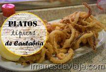 Platos tradicionales Cantabria / Gastronomía Típica
