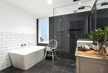 Bathrooms / by Claire Turpin