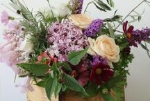 Blomster dekorationer