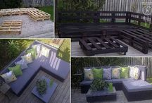 Outdoor lounge/dining