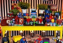 Festa dos super herois