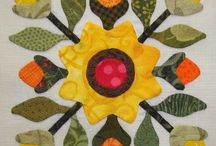 Aplications in quilts