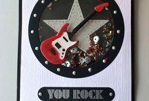 tarjeta rock