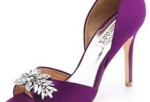 Purple Shoes & Boots