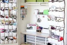Sewing/Craft Room