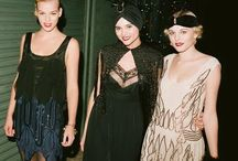 Flapper fashion  / For flapper fashion inspiration see this blog post