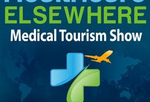 Medical Tourism Show | Listen right here! / Healthcare Elsewhere is a daily medical tourism show that shares the success stories of patients who have traveled abroad to receive medical treatment. Host John Cote takes you on a global journey interviewing Doctors, healthcare experts and patients to help educate and inspire people about the affordable and cutting edge treatment options available today.