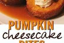 Pumpkin recipes and food ideas
