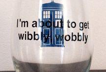 Wibbly Wobbly Timey Wimy Dr who stuff
