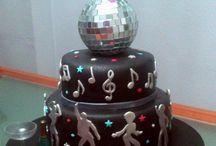 decoración fiesta 50
