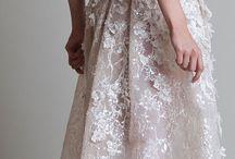Wardrobe: Bridal